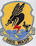 USS Wasp CV-7 Patch