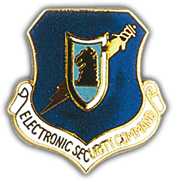 Electronic Security Command Pin