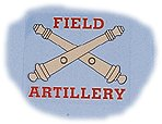 Field Altillery Decal