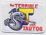 USS Tautog SSN 639 - Terrible T Patch
