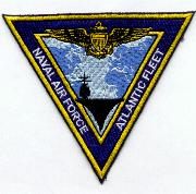New Navy Patches