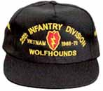 US Army Custom Embroidered Ball Cap