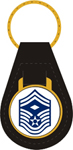 US Air Force E8 SMSgt. 1st Sgt. Key Fob
