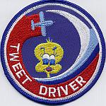 F-115 Tweet Driver Patch