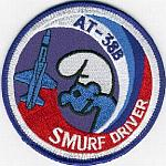 AT-38B Smurf Driver Patch