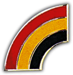 42nd Infantry Division Pin