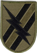 4th Infantry Brigade Patch - Subdued