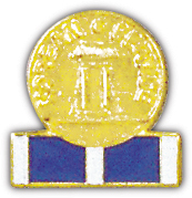 Korean Service Pin
