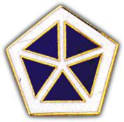 5th Corps Pin