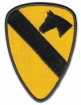 "1st Cavalry Division 5 1/4"" Patch"