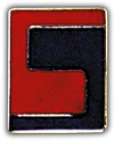 69th Infantry Division Pin