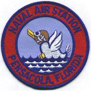 Naval Air Station, Pensacola, Florida Patch