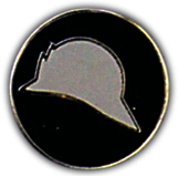 93rd Infantry Division Pin