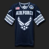 US Air Force Navy Football Jersey