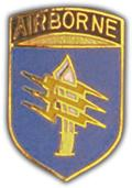 Airborne Mike Force Pin