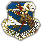 Air Force Command Pins