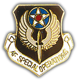 Air Force Special Operations Pin