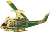 UH-1 Huey Pin