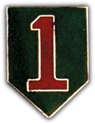 Army Infantry Division Pins