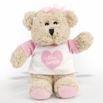 "6"" T-Shirt Girl Bear"