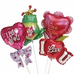 "14"" Love Air-Filled Shape Balloons"