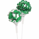 "2"" St. Patrick's Day Air-Filled Balloons"