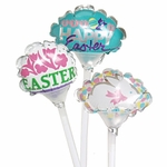 "2"" Easter Air-Filled Balloons"