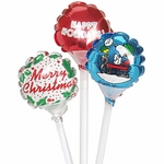 "2"" Christmas Air-Filled Balloons"