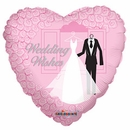 "17""/18"" Wedding Balloons"