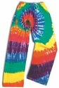 Tie-Dye Lounge Pants - Choice of 22 Sport Imprints - Leg or Rear