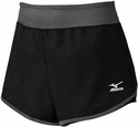 Mizuno Black Women's Cover Up Short