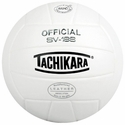 Tachikara White SV-18S Volleyball