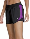 Black & Purple Champion PerforMax Aero Cool Women's Shorts