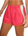 Coral & Orange Champion Double Dry Women's Sport Shorts