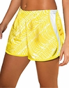 Tiki Yellow Bamboo Champion Double Dry Women's Sport Shorts