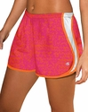 Orange / Coral Vibes Champion Double Dry Women's Sport Shorts