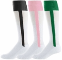 Softball / Baseball Stirrup Knee High Socks - 15 Color Options