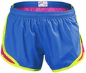 Soffe�s Blue & Hot Pink w/ Neon Yellow Piping Track Shorts