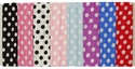 Polka Dots Nylon Headbands � in 8 Colors