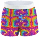 Soffe Multi-Color Print Shorts - Choice of Sport Imprints - Leg or Rear