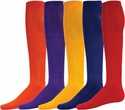 Team Color Athletic Tube Socks - in 12 Colors