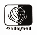 Volleyball in Motion Design Discount T-Shirt - in 3 Shirt Colors