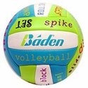 Baden Sayings Mini Volleyball