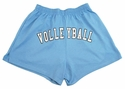 Jersey Shorts - in 15 Colors - Choice of 22 Sport Imprints on Rear