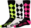 Joker Diamond Crew Socks - in 5 Colors