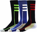 Performance Vapor Crew Socks - in 8 Colors