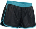 Soffe's Black & Blue Pop Slick Shorts