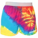 Tie-Dye Boxer Shorts - Choice of 8 Sport Imprints - Leg or Rear
