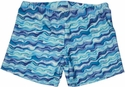 Blue Ribbons Spandex Short
