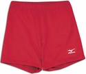 Mizuno MVP 2 Red Volleyball Spandex